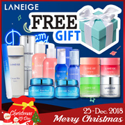 December Free Gift EVENT★LANEIGE★SKIN CARE COLLECTION (WATER BANK / TIME FREEZE / WHITE DEW/CLEAR