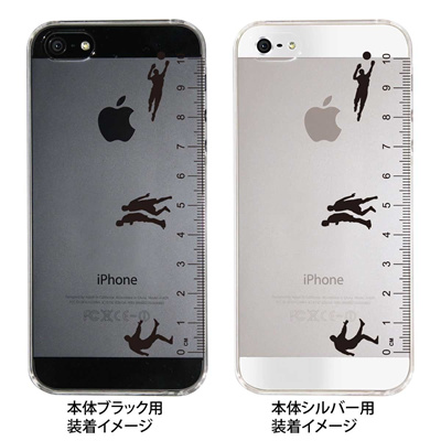 【iPhone5S】【iPhone5】【Clear Arts】【iPhone5ケース】【カバー】【スマホケース】【クリアケース】【フリーキック】 08-ip5-ca0067cの画像