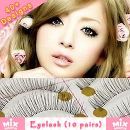 「mixshop.sg」★ Taiwan Handmade Eyelashes ★ False Eyelashes / Makeup Artist choice / Double Eyelid Tape/Eye Lid Stickers 女人我最大