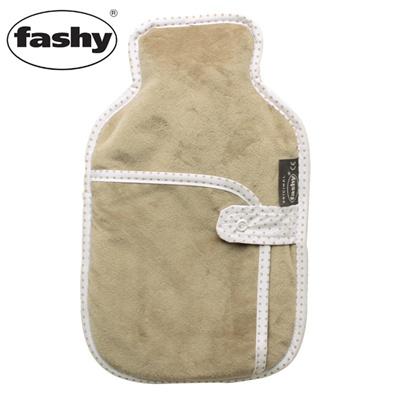 FASHY ファシー WITH AROMA PAD SWEET DREAMS アロマパッド付きカバーボトル(スウィートドリームス) HW6789 0.8L 湯たんぽ プレゼント にもの画像