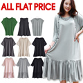 [LUCKY TODAY]ALL FLAT PRICE★Loose fit dress★boxy/onepiece/sleeveless dress/holiday dress/maternity/simple and elegance/M-XXL size/cool and light/100% korea made lightweight/pants/skirt