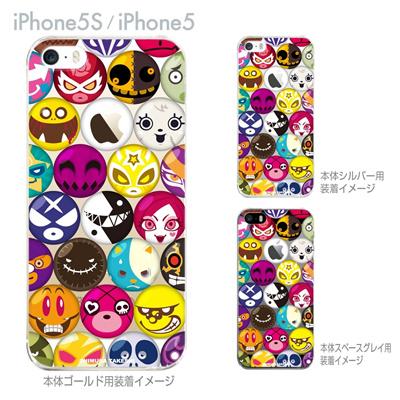 【iPhone5S】【iPhone5】【HEROGOCCO】【キャラクター】【ヒーロー】【Clear Arts】【iPhone5ケース】【カバー】【スマホケース】【クリアケース】【おしゃれ】【デザイン】 29-ip5s-nt0056の画像