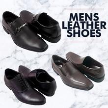 [Lucca Vudor]★EXCLUSIVE DEAL★ Super Comfort Mens Leather Shoes ★ Leather Shoes ★