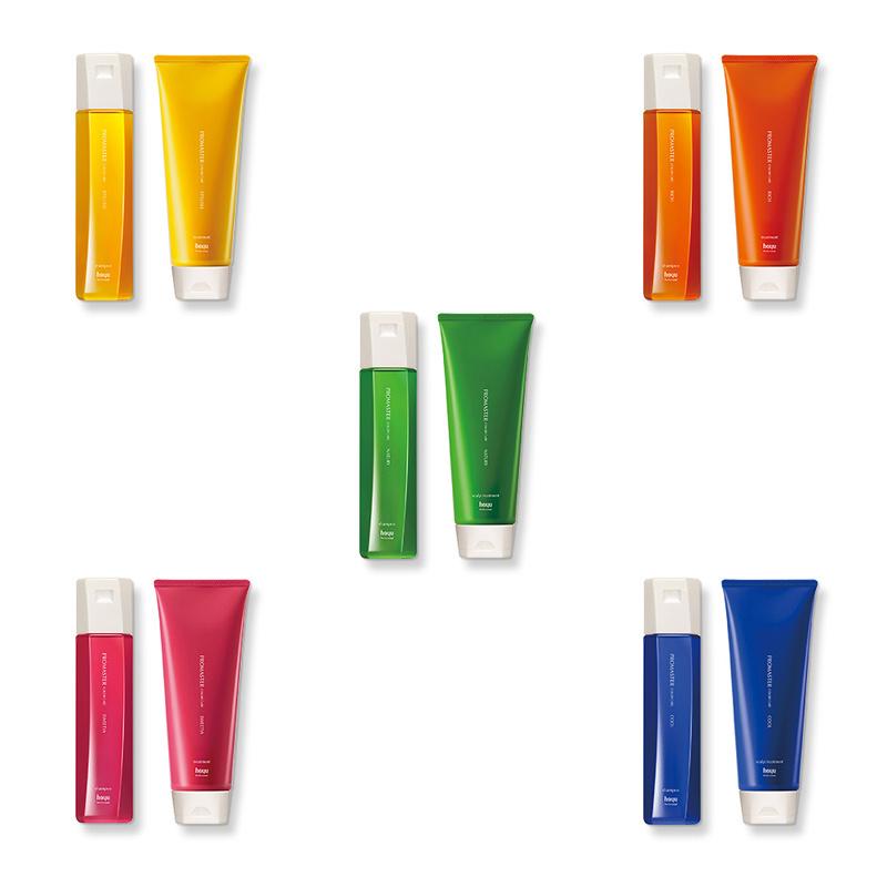 HOYU PROMASTER COLOR CARE Shampoo 200ml + Treatment 200g SET