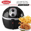 EuropAce 4.5L 5-in-1 Air Fryer Oven - MANUAL (EAO113P)/ Cooks Whole Chicken