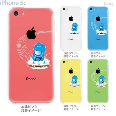 【iPhone5c】【iPhone5c ケース】【iPhone5c カバー】【ケース】【カバー】【スマホケース】【クリアケース】【クリアーアーツ】【Clear Arts】【BOAT RACE】【競艇】 10-ip5c-ca0096の画像