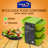 LocknLock Food Container Set - Pilih Paket sesuka anda