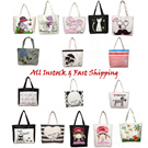 Korean Handbags/Canvas Tote Bags Women/ Singapore Seller/ Laptop