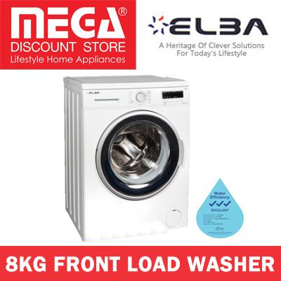 elba washing machine how to use