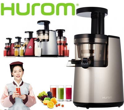 Slow Juicer In Korea : Qoo10 - Korean Hurom Cold Press HU-500DG HH-SBF11 New Slow Citrus Juicer Ext... : Home Electronics