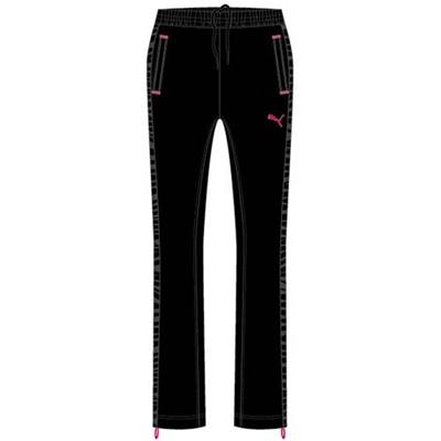 プーマ(PUMA) 中綿パンツ 903679 01 ブラック 【メンズ トレーニングウェア ランニング ブレーカー ロングパンツ】の画像