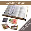 [Nice Corporation reading book] Book Stand Eye -Level Reading Provides Maximum Comfort Large Size