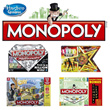 HASBRO Games! Monopoly Millionaire CityVille™  Limited Ed. Monopoly Golden Tokens! The Game of Life® Fame Edition! Fast Delivery or Store Pick-up!