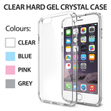Crystal Clear Hard Gel Iphone 6 casing/iphone 6 plus case/Iphone 5/5s/5c casing/Note 4/3 casing/redmi note casing/Samsung S5 casing/Mi4 casing/Samsung S6 casing /S6 /colour casing