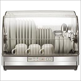 MITSUBISHI(三菱) 食器乾燥機 TK-ST10-H■食器乾燥器 ステンレス 抗菌