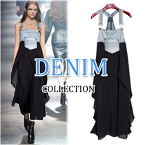 【Sep updated】 2017 NEW STYLISH DENIM COLLECTION SKIRT SHORT DRESS TOP JUMPSUIT