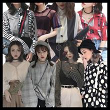 -韓国ファッションoversize原宿BF風Tシャツ/ワンピース/ペアルック/パーカー/ドレス/EXO/ニット/ディズニー/ルームウェア/ブーティ/マフラー/ダウンコート/ビッグサイズ