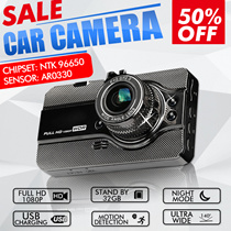 ⊙New Year Sale Mini Car Dviving Camera Full HD 1080p Parking Recorder Video  Camcorder Night Vision☆AX004 170°1080P FHD Car Camera DVR☆Premium Quanlity☆1080P FullHD☆LOCAL WARRANTY