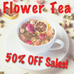 【Hi-Tea】 Premium Flower Tea ★ Different Benefits When Drinking Tea ★  Enjoy The Delicacy Of Tea Brew