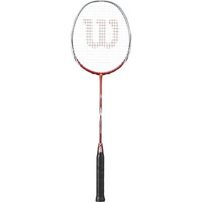 ウイルソン(Wilson) FIERCE CX5000 RDBK BMTN FRM 2 レッド WRT8598602 【バドミントンラケット ラケット バドミントン用品 ウィルソン】の画像