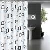 Shower Curtain *Bathroom Curtain*Thicken PEVA//EVA curtain * Ideal waterproof Shower Curtain