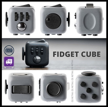 ❤THE ORIGINAL❤ FIDGET CUBE  - HIGH QUALITY VINYL TOY / STRESS RELIEF / ANXIETY RELIEF ❤IN STOCKS❤