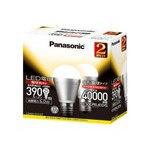 【クリックでお店のこの商品のページへ】パナソニックパナソニック LED電球 6.0W 2個入(電球色相当) LDA6LE172T [LDA6LE172T]