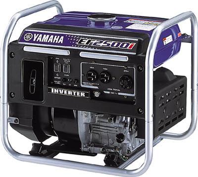 ヤマハオープン型インバータ発電機EF2500I