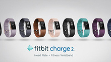 Fitbit Charge 2 Heart Rate and Fitness Wrist Band