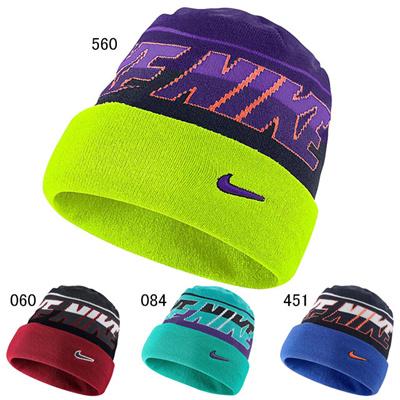 ナイキ (NIKE) ジュニア YTH カフ ビーニー 618546 [分類:キッズ・子供服 ニット帽]の画像