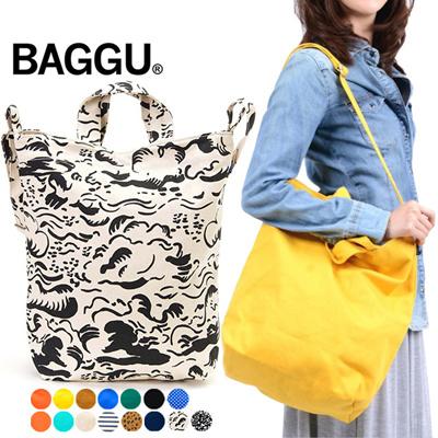 バグー BAGGU バッグ DUCK BAG ダックバッグ 2WAYトートバッグ ショルダーバッグ バッグ バック かばん カバン 鞄 メンズ レディース 男性 女性 トート ショルダー 通販の画像