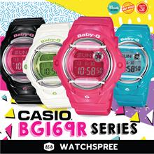*CASIO GENUINE* CASIO BABY-G BG169R BG169G SERIES! Free Reg. Shipping and 1 Year Warranty!