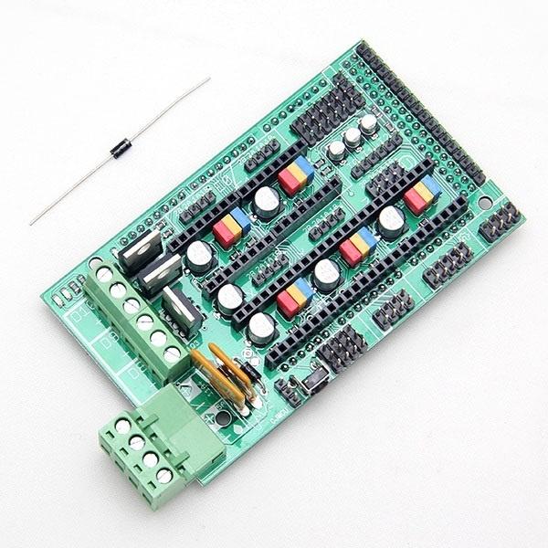ramps电路板连接图