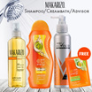 [MAKARIZO COLLECTION] Hair Energy Shampoo | Creambath | Advisor Hair Scalp Tonic | Anti Frizz Tonic