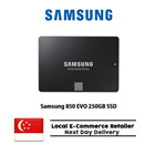 CHEAPEST Samsung 850 EVO 250GB and 500GB 2.5-Inch SATA III Internal Solid State Drive SSD New AUTHENTIC