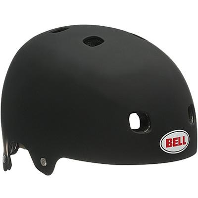 ベル(BELL) ヘルメット SEGMENT / セグメント Jr KIDS&YOUTH マットブラック 【自転車 サイクル キッズ 安全 子供】の画像