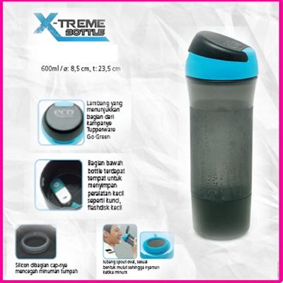 Tupperware X-Treme Bottle - Teman Setia Pria Saat Berolahraga Outdoor - Tupperware Men Collection