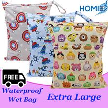 Wet bag★6/sep/2017 updated★ Baby waterproof diaper wet bag / swimming bag wetbag/