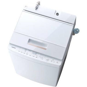 AW-7D5洗濯蓋に割れにくい強化ガラスを採用した全自動洗濯機