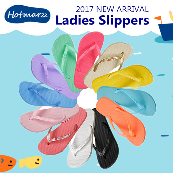 2017 New Arrival Hotmarzz Mens Ladies Slippers Flip flop Anti-Slip Buy 2 Free shipping Fast delivery Deals for only S$30 instead of S$0