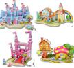 3D Puzzle Children / Jigsaw / PROMOTION / Kid DIY / birthday goodies gift / children day