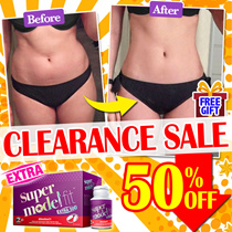 [Clearance 50%off] Obvious result💎EXTRA Formula💎Boosts Metabolism💎Super Model Fit Extra 500