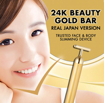 [100% AUTHENTIC] 24K GOLDEN PULSE SKINCARE BEAUTY BAR *Direct from Japan*
