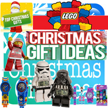 [Christmas Gift Sales! Buy 1 Get 1 Free!] Authentic Products: Lego Clock / Watch