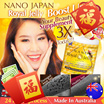[ONLY $24.75*ea.! Qoo10 SUPPORT YOUR BUDGET! HURRY!] ♥FREE 5-days* MORE!!  ★HIGH DOSAGE 10-HDA ♥SG #1 BEST-SELLING ROYAL JELLY!! ★ ORGANIC-CERTIFIED ♥Made In Australia