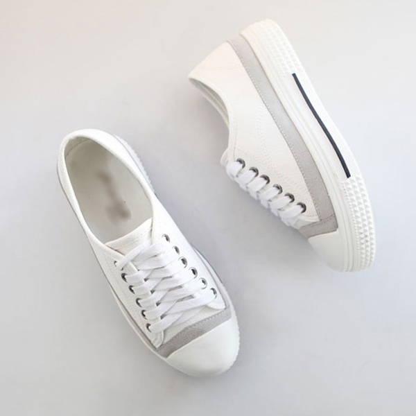 ?FREE SHIPPING?Casual Line point sneakers-MT1006Sneakers/heels/Flats/Slip-on/Fashion icon//Loafer/woman fashion Deals for only S$75 instead of S$0