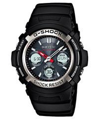 【クリックで詳細表示】カシオ CASIO 腕時計 G-SHOCK ジーショック タフソーラー 電波時計 MULTIBAND 6 AWG-M100-1AJF メンズ 4971850958741-AWG-M100-1AJF【RCP】