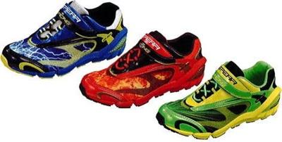 (A倉庫)SPEAR RACING スピアレーシング 026 子供靴 スニーカー 男の子 キッズ ジュニア シューズ【2014年モデル】SR026の画像