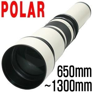 【クリックで詳細表示】★[オリンパス★] POLAR MZ5000/超望遠レンズ/MF650-1300mm F8.0-F16/オリンパ★はやい配送★ス マウント