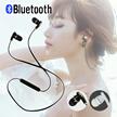 【送料無料】■Bluetoothイヤホン■ブルートゥース/Bluetooth/イヤホン/ワイヤレス/高音質/ハンズフリー/再生/リモコン
